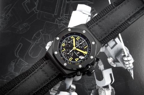 special edition Finish of Days watch by Audemars Piguet
